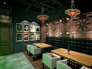 古典小酒吧装修风格图片