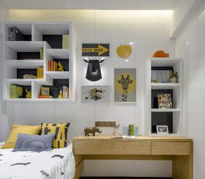 5平米书房改小卧室装修效果图
