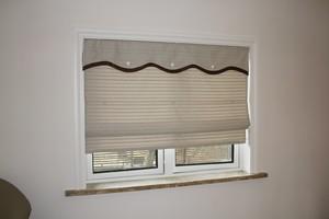 美式厨房窗帘装修效果图欣赏