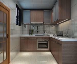 中西式厨房装修效果图大全