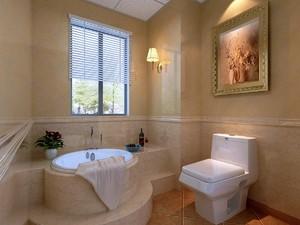 厨房卫生间窗帘装修效果图