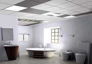 最新家庭卫生间厨房吊顶足彩导航效果图