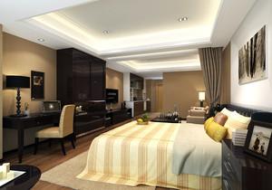 酒店公寓装修效果图