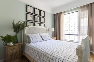 10平米正方形卧室装修效果图大全