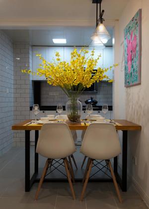 餐厅 现代 局部 90平米装修