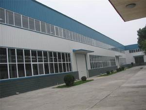 最新工业厂房效果图,工业园区标准厂房室内效果图