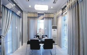 窗帘专卖店怎么装修,窗帘专卖店装修效果图