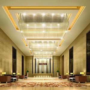 賓館大廳怎么裝修,70平米賓館大廳裝修效果圖