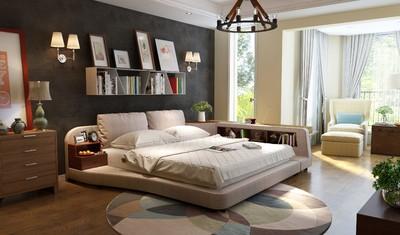 大卧室榻榻米装修设计,大卧室榻榻米设计效果图大全