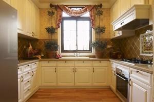 3平米的厨房装修效果图,3平米u型厨房装修效果图