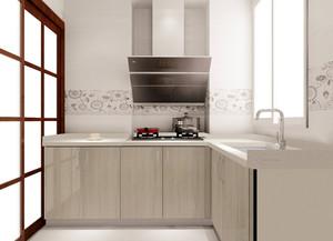 4平方厨房装修效果图,4平方正方形厨房装修效果图