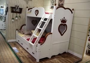 上下床儿童房效果图大全,带上下床的儿童房设计效果图大全