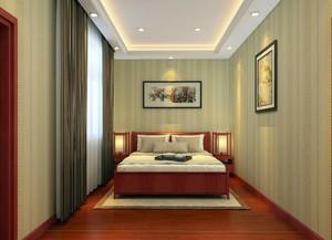 都市精美的現代賓館臥室裝修效果圖實例