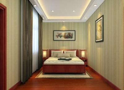 都市精美的现代宾馆卧室装修效果图实例