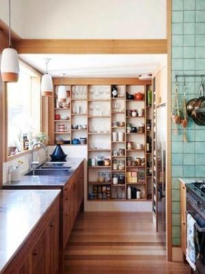 清新风格厨房装修效果图大全