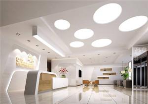 武汉整形医院装修设计,个性整形医院装修设计