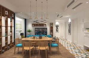小餐厅家庭装修效果图,家庭装修餐厅小吊顶效果图