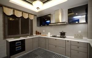 现代简约厨房卫生间装修效果图大全