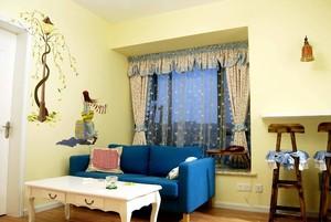70小户型方案装修效果图,一室一厅70平小户型装修效果图