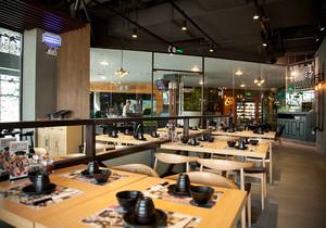 小型港式茶餐厅效果图,港式茶餐厅吧台装修效果图