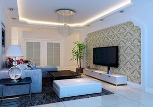 小客厅棚顶造型效果图,家庭客厅棚顶造型效果图大全