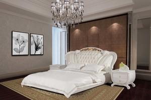 卧室的床摆放风水图,属羊卧室床的摆放风水图