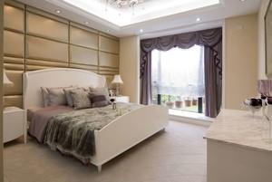卧室软包装修效果图大全,床头卧室软包装修效果图2019款