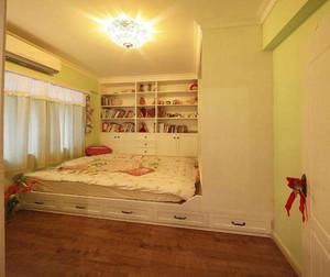 卧室5平米装修效果图,5平米儿童卧室榻榻米装修效果图
