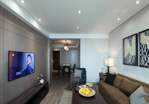 现代简约风格电视墙装修图片,现代简约线条电视墙装修图片大全