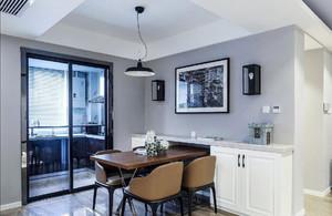 厨房隔断门装修效果图大全,餐厅厨房隔断门装修效果图欣赏