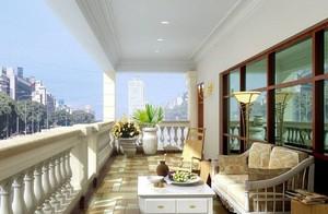 欧式阳台装修设计效果图大全,欧式风格阳台装修效果图大全
