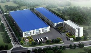 现代乡村工厂厂房整体装修效果图