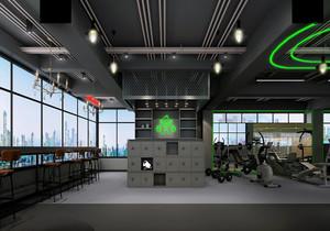 健身房区平面布置图,工厂健身房平面布置图