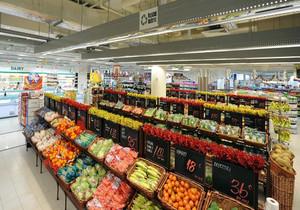水果店货架平面图,水果店设计平面图