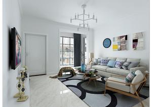 2米宽小客厅装修图,2米宽的公租房小客厅装修图