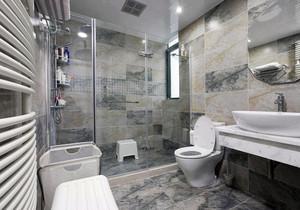 卫生间装修6平方效果图,6平方卫生间装修效果图大全2019款