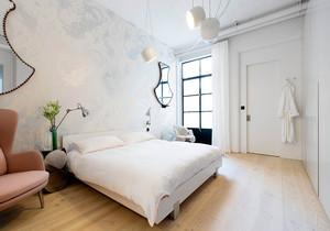 儿童房美式壁纸装修效果图,儿童房卧室壁纸装修效果图2019款