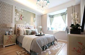 卧室小窗台装修效果图,新中式卧室窗台装修效果图大全