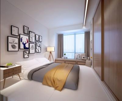 卧室大榻榻米效果图,中式榻榻米大卧室装修效果图大全