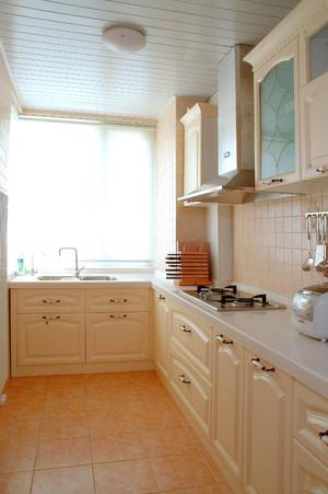 4平方的厨房装修效果图,4平方米l型厨房装修效果图大全