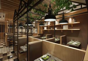 小型港式茶餐厅装修效果图,港式茶餐厅外观装修效果图
