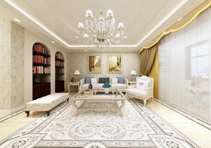 客厅棚顶石膏造型效果图,欧式客厅棚顶造型效果图