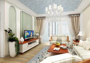 客厅阳台棚顶造型效果图,家装客厅棚顶造型效果图
