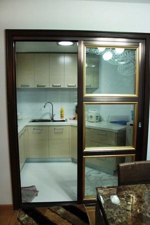 现代厨房门装修效果图欣赏,厨房门小装修效果图欣赏