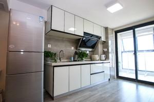 北欧极简风格装修图,北欧极简风格厨房装修效果图