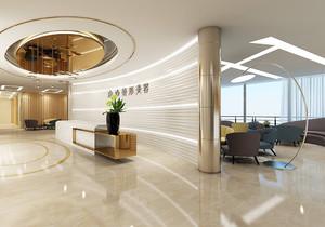 整形医院设计装修,整形医院大厅装修设计案例