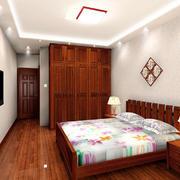 臥室簡約局部一居室裝修