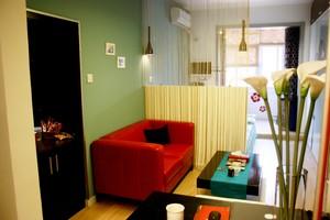 老房37平小户型改造效果图,旧房改造小户型设计效果图