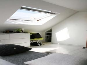 斜顶阁楼卧室装修效果图大全,斜顶小阁楼卧室装修效果图大全