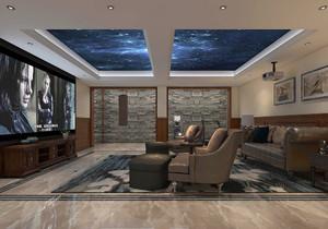 碧桂園別墅地下室裝修效果圖,帶地下室別墅裝修效果圖